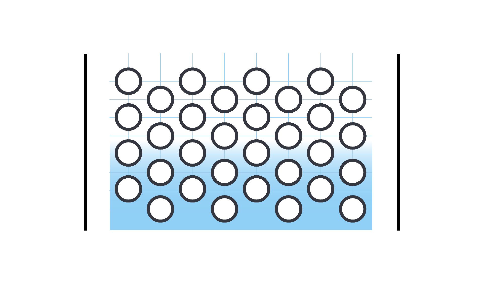Perçage des filières en diagonale